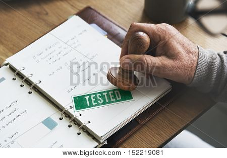 Tested Evaluation Knowledge Lesson Response Concept