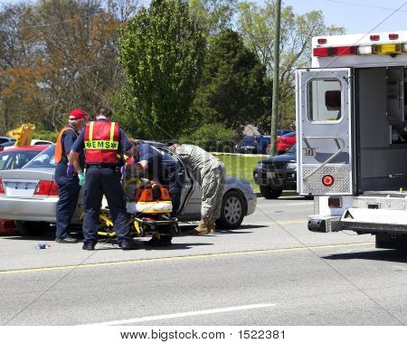 Two Car Crash 5