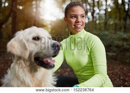 Me And My Doggy Friend