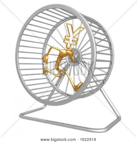 Yen Hamster Wheel Runner