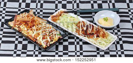 Japan pizza,