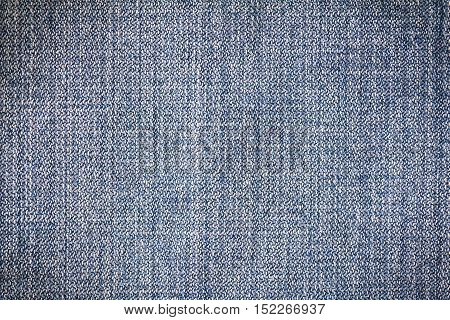 Denim jeans texture or denim jeans background. Old grunge vintage denim jeans. Stitched texture denim jeans background of fashion jeans design.