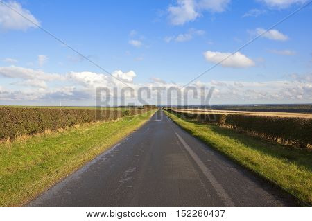 Yorkshire Wolds Road