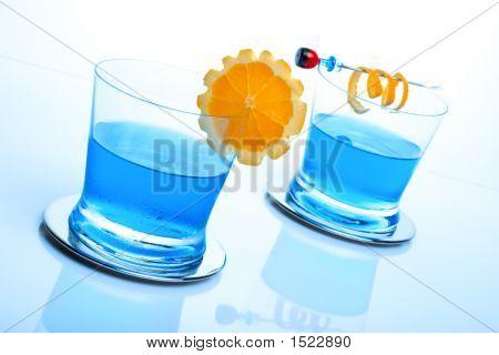 Blue Shark Cocktail