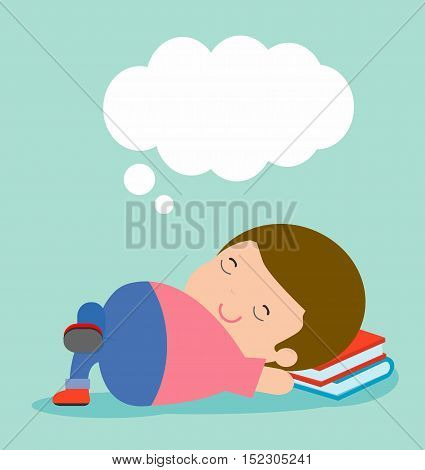 kid sleeping at home on background, children resting at home, Couch and child, Simple cartoon of kids taking nap, kids sleeping, child sleeping, people sleep, Kid's activity sleep Vector illustration