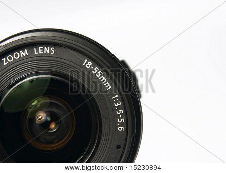 lens of photocamera