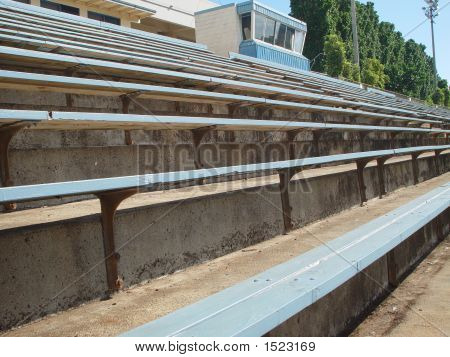 High School Bleachers 1