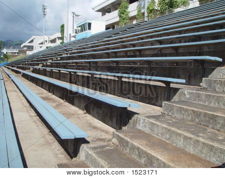 High School Bleachers 3