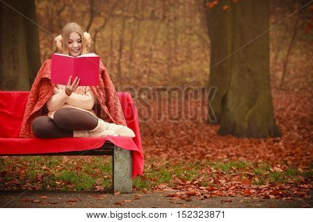 Young Lady With Literature.
