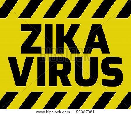 Zika Virus Sign