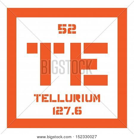 Tellurium Chemical Element