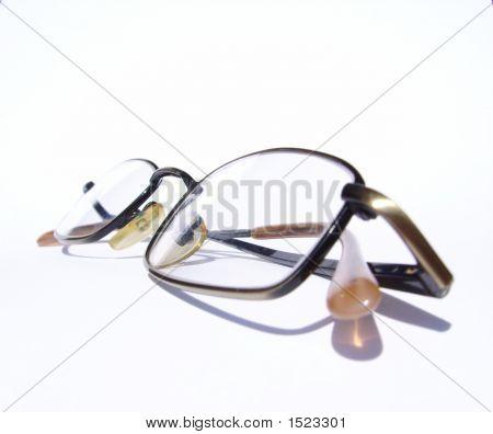 Steel-Rimmed Glases