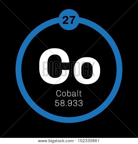 Cobalt Chemical Element