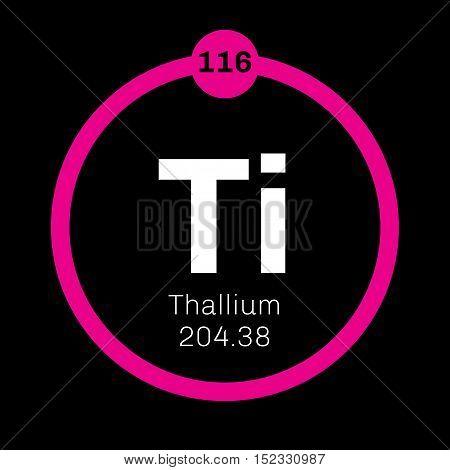 Thallium Chemical Element