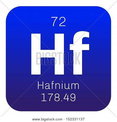 Hafnium Chemical Element