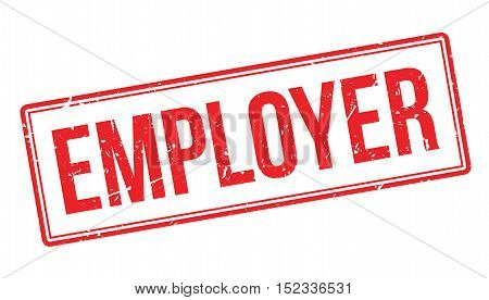 Employer Rubber Stamp