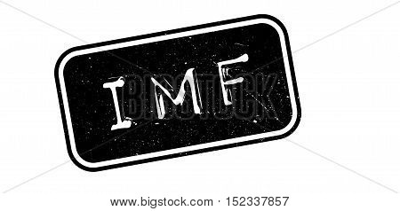 Imf Rubber Stamp