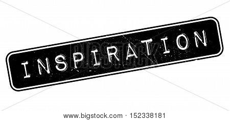 Inspiration Rubber Stamp