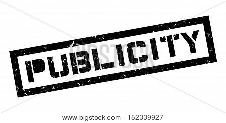 Publicity Rubber Stamp