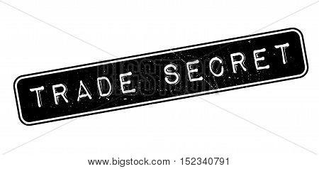 Trade Secret Rubber Stamp