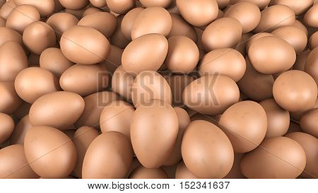 Chicken Eggs, Eggs, Brown Eggs, Eggs Background