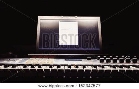 Home Studio Equipment