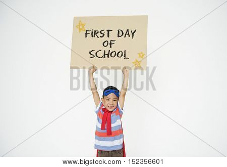 Back to School Education Knowledge Insight Wisdom Concept