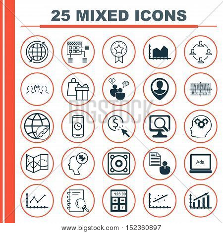 Set Of 25 Universal Editable Icons For Airport, Project Management And Human Resources Topics. Inclu