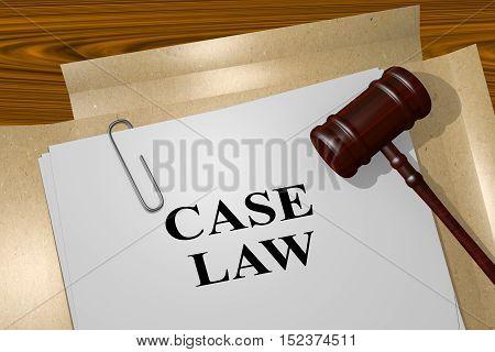Case Law Concept
