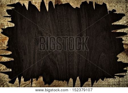 abstract wood template background
