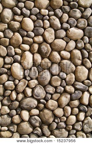 Wand-Steine