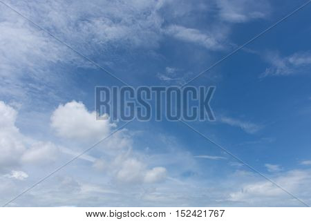blue sky background with tiny cloudsblue skyblue sky with cloud closeup