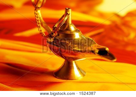 Genie Magic Lamp