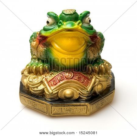 ceramic money box, china symbol of rich