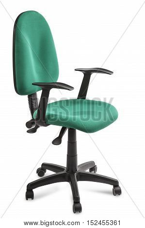 business chair, for work and relax, isolated