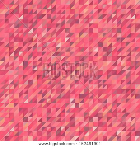 Seamless Pink Vector Background. Can Be Used In Cover Design, Book Design, Website Background. Vecto
