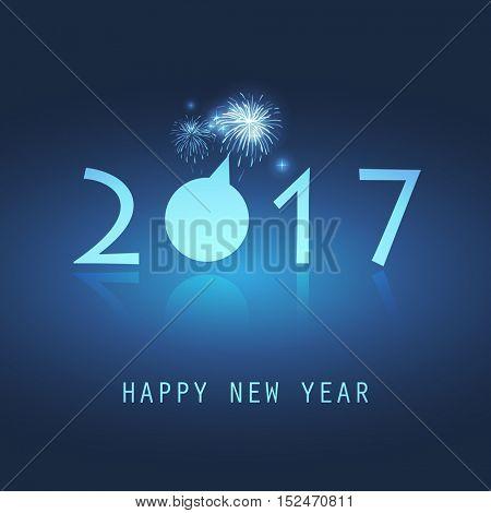 New Year Card - 2017