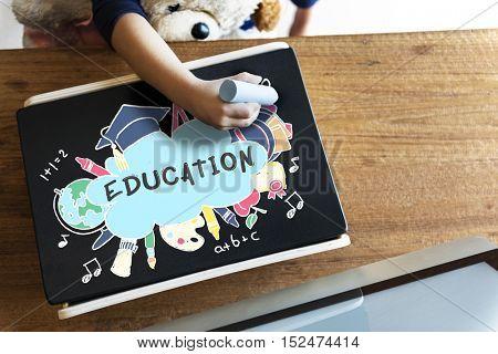 Education Academics Study Concept