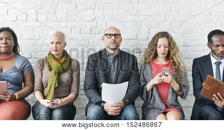 Group of People Lifestyle Occupation Concept