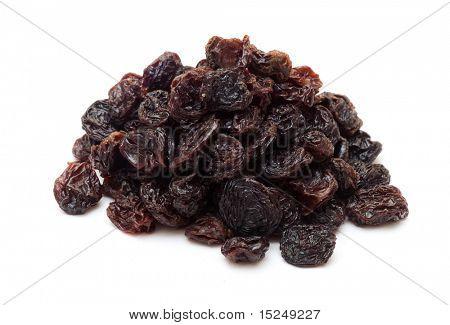 pasas de uva negras (sultana), frutos secos