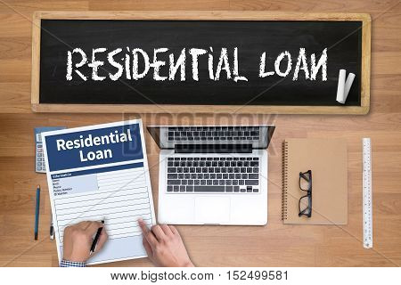 Residential Loan Purchase Agreement To Living Estate Mortgage Loading Real Estate Property