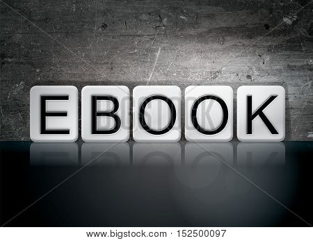 Ebook Tiled Letters Concept And Theme