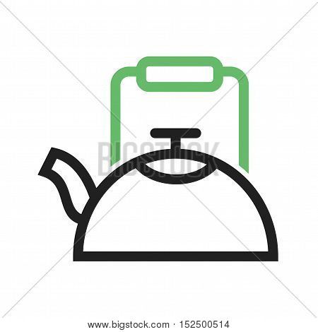Kettle, electric, tea icon vector image. Can also be used for coffee shop. Suitable for mobile apps, web apps and print media.