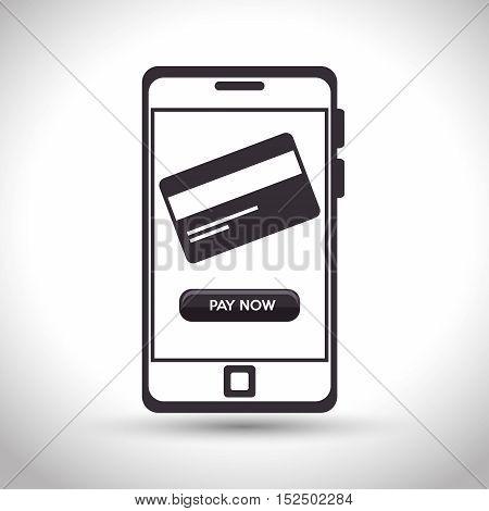 mobile design bank online icon vector illustration eps 10