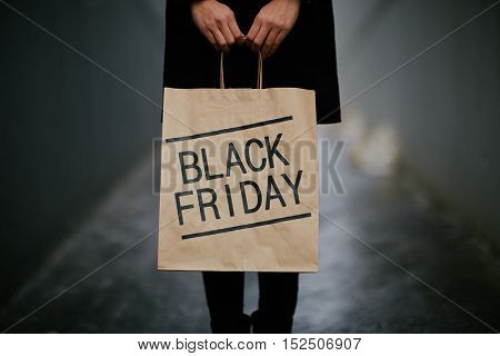Reminding of Black Friday
