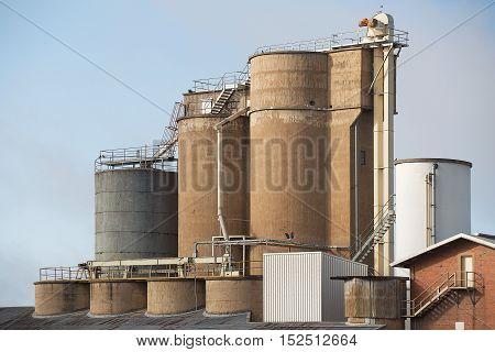 Industrial Site Narrandera