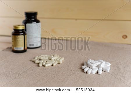 Tablets And Pills