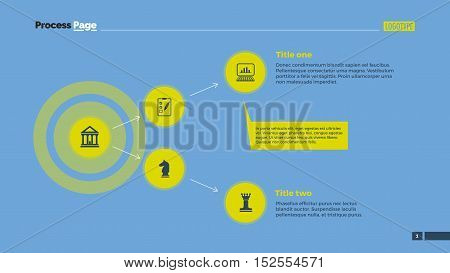 Business infographic tree chart. Element of presentation, diagram, layout. Concept for infographics, business templates, reports. Can be used for topics like business strategy, analysis, planning