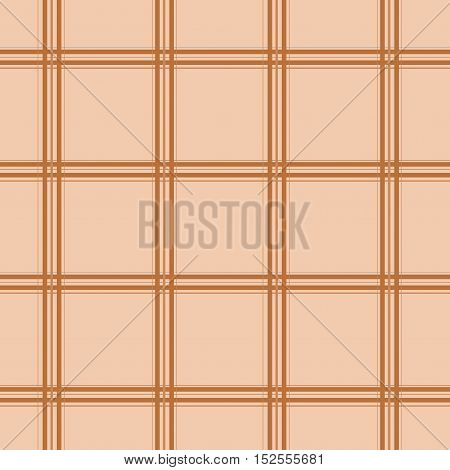 Tartan light seamless pattern. Fashion graphic background design. Modern stylish abstract texture. Colorful template for prints textiles wrapping wallpaper website. VECTOR illustration