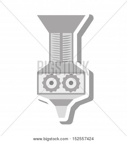 water heater tank icon vector illustration design